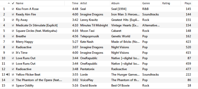 Doomsday Playlist