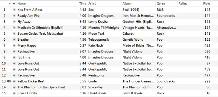 Doomsday Playlist