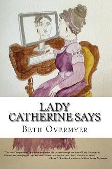 Lady Catherine Says cover2